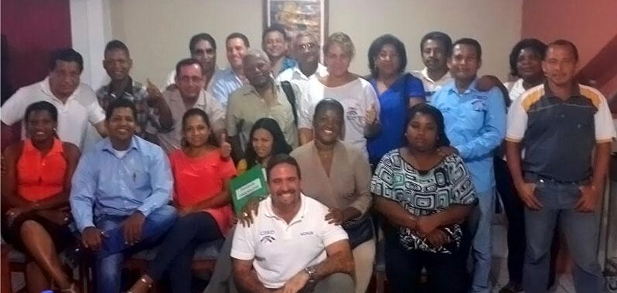 CREO extiende su gira territorial a  los cantones de Esmeraldas