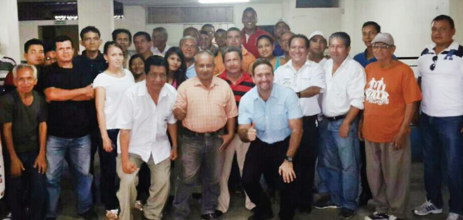 Movimiento CREO fortalece su estructura en Los Ríos