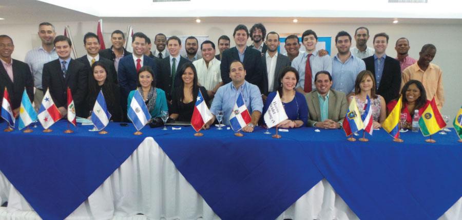 V Encuentro UPLA (Unión de Partidos Latinoamericanos)