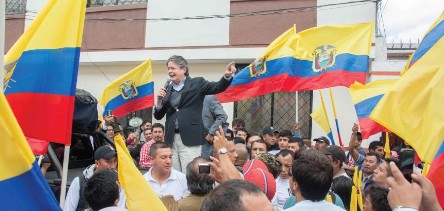 Compromiso Ecuador interviene ante Comisión de Enmiendas Constitucionales
