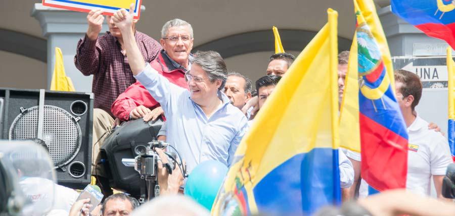 Asamblea popular de Compromiso Ecuador ratifica lucha por la democracia