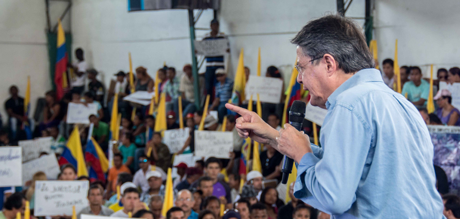 """Lasso: """"Convertiremos este 1 de mayo en día de protesta por quienes no tienen empleo formal"""""""