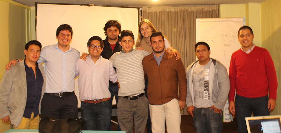Capacitación Inicial a nuevos integrantes de Jóvenes CREO Pichincha
