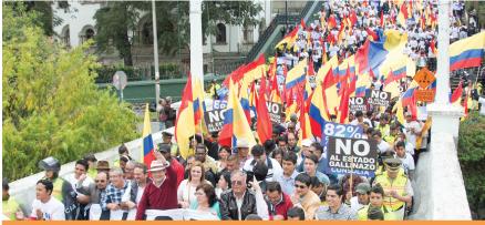 LASSO INSISTIÓ CON EL ARCHIVO DEFINITIVO DE LAS ENMIENDAS CONSTITUCIONALES  DURANTE SESIÓN DE COMISIÓN DE LA ASAMBLEA EN CUENCA