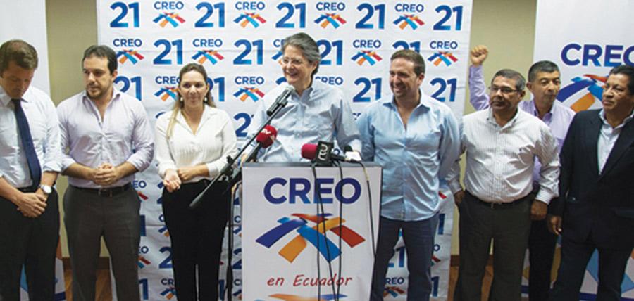 CREO Acepta Invitación a Diálogo Nacional  de Loja