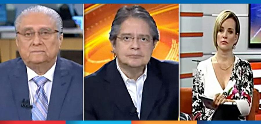 Guillermo Lasso asegura que no se puede lograr prosperidad con un Gobierno prepotente