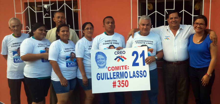 Inauguramos comités estratégicos en Guayas