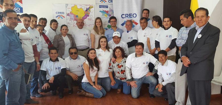 Directiva planifica trabajo en Cuenca