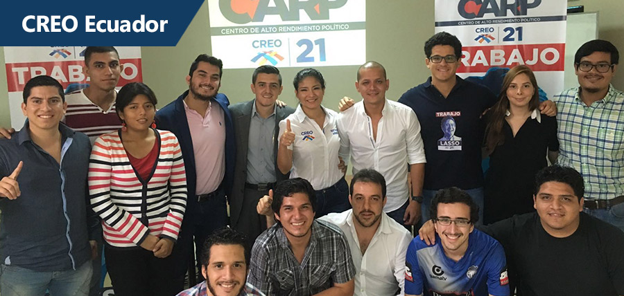 CREO cuenta con Centro de Alto Rendimiento Político