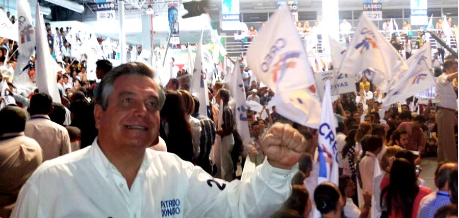 Donoso: Ecuador necesita un modelo político diferente