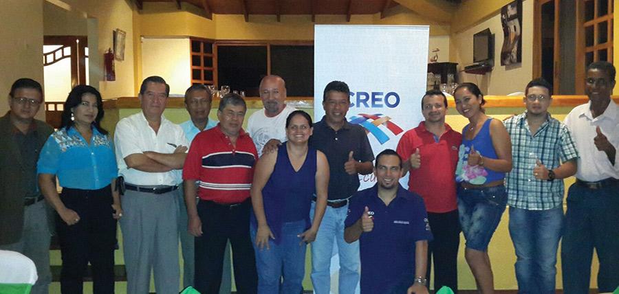 Los dirigentes de La Concordia  en Santo Domingo de los Tsáchilas trataron sobre electorales.