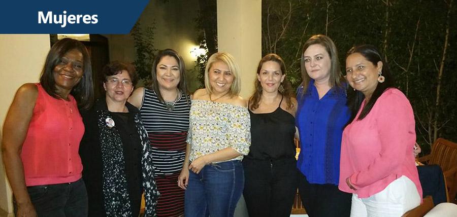 Mujeres de CREO tienen un compromiso con la familia ecuatoriana