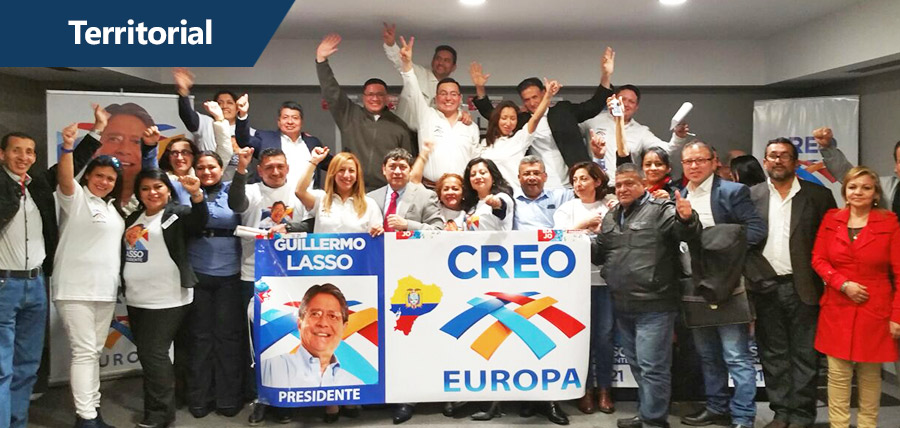 CREO Europa realizó Asamblea 2016