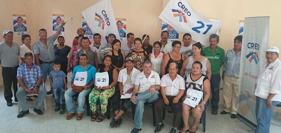 En-el-canton-Puerto-el-Carmen-Putumayo,-provincia-de-Sucumbios--Nueva-directiva-19-marzo