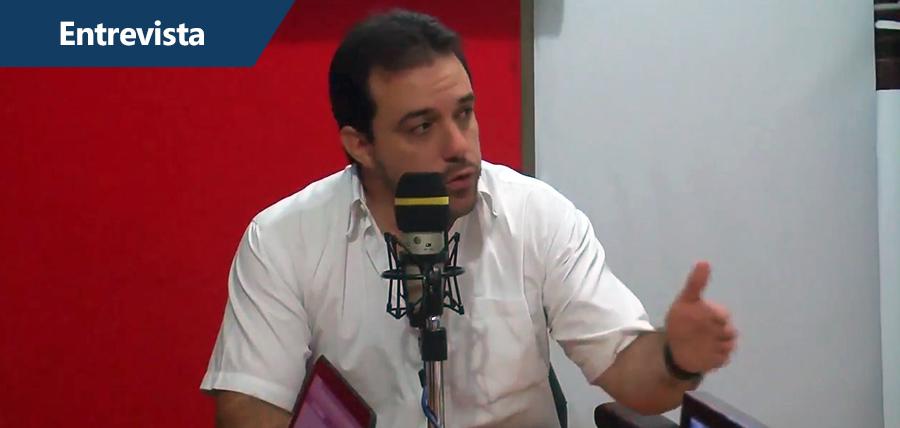 Roberto Gómez: El socialismo fracasa cuando se termina  el dinero ajeno