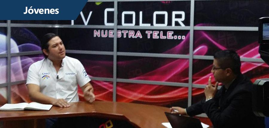 Entrevista a Ralph Suastegui: Jóvenes apuestan al emprendimiento