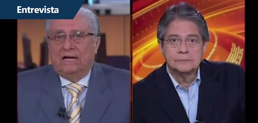 Lasso: Los ecuatorianos están indignados por tantos impuestos