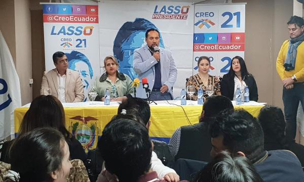 En Murcia CREO Europa se fortalece y posesiona a su nueva directiva territorial Lasso 2021