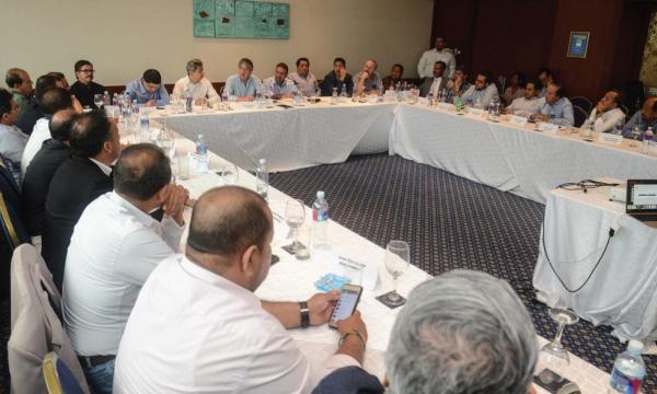 Lasso y líderes nacionales de CREO planifican desde Guayaquil la ruta al 2021